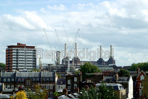 London cityscape - Joanne O'Brien - 20021024