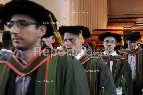 Report Digital Conclusion Of The Graduation Ceremony For