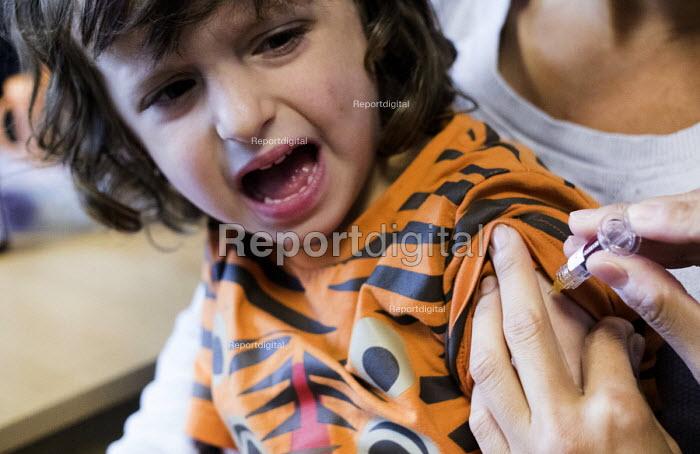 Meningitus vaccination paid for privately, Cardiff - Paul Box - 2016-06-13