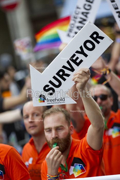 Surveyor at Pride in London Parade 2016 - Jess Hurd - 2016-06-25