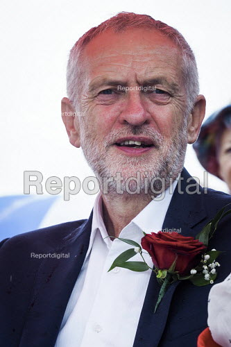 Jeremy Corbyn Durham Miners Gala 2016, Co Durham - Mark Pinder - 2016-07-09