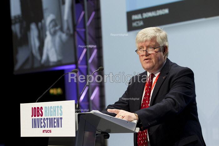 Paul Donaldson HCSA speaking TUC conference Brighton - Jess Hurd - 2016-09-14