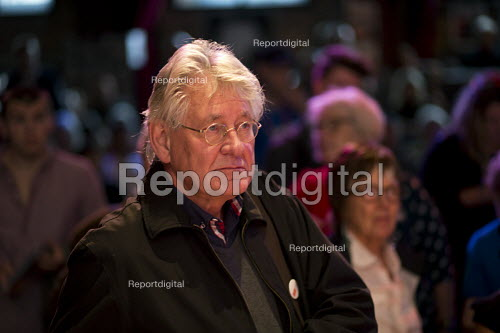 Leo Panitch Professor of Political Science, The World Transformed Momentum conference, Liverpool - John Harris - 2016-09-24