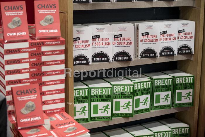 Socialist bookshop, Labour Party conference Liverpool - Jess Hurd - 2016-09-25