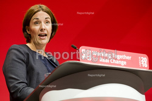 Kezia Dugdale MSP, Labour Party conference Liverpool. - Jess Hurd - 2016-09-26
