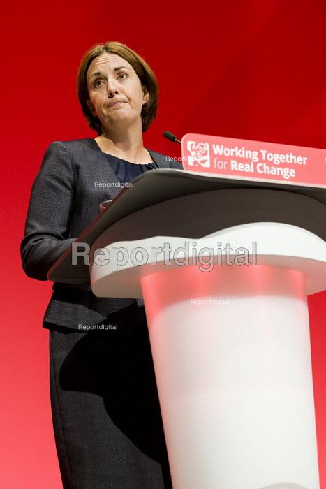 Kezia Dugdale MSP, Labour Party conference Liverpool. - Jess Hurd - 2016-09-26