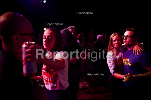 Dancing at the evening party, The World Transformed, Black-E, Liverpool - connor matheson - 2016-09-24