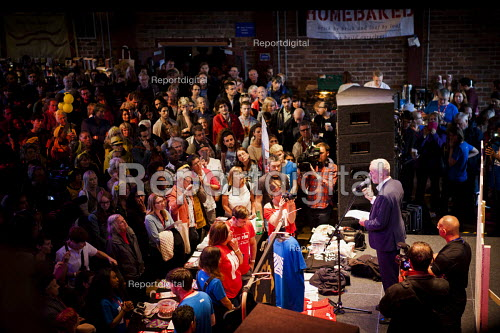 Jeremy Corbyn speaking, The World Transformed, Black-E, Liverpool - connor matheson - 2016-09-25