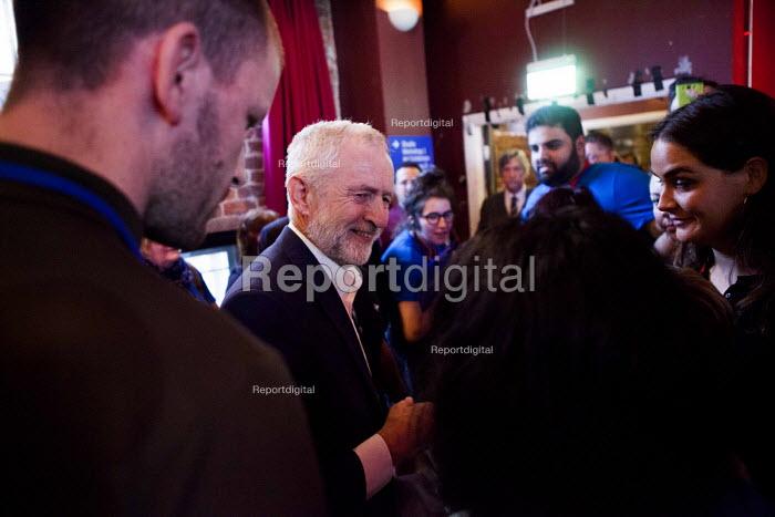 Jeremy Corbyn The World Transformed, Black-E, Liverpool - connor matheson - 2016-09-25