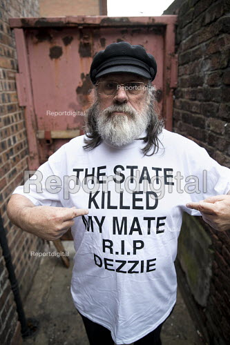 Ricky Tomlinson on his 77th Birthday, Haldane Society fringe meeting, Labour Party Conference, on The State and Political Policing - Jess Hurd - 2016-09-26
