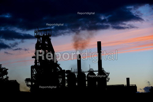 Tata Steel Port Talbot, South Wales. - Jess Hurd - 2016-09-22