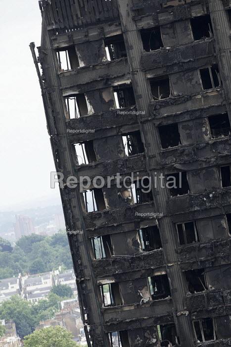 Grenfell Tower Fire, West London. - Jess Hurd - 2017-06-22
