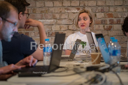 Momentum Hackathon. Collaborative election software development workshop, Shoreditch, London - Philip Wolmuth - 2017-07-15