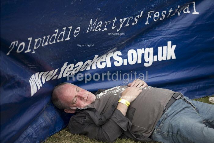 Tolpuddle Martyrs Festival, Dorset. - Jess Hurd - 2017-07-16