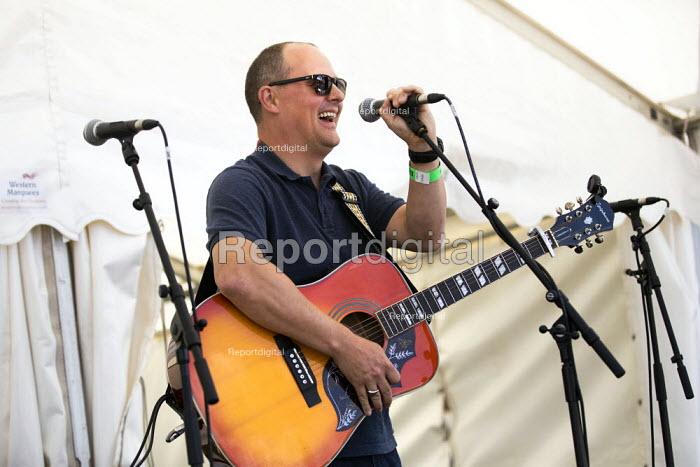 Paul Nowak, TUC, Tolpuddle Martyrs Festival, Dorset. - Jess Hurd - 2019-07-21