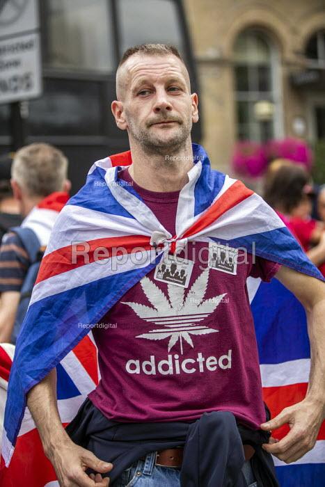 Free Tommy Robinson protest, BBC Portland Place, London - Jess Hurd - 2019-08-03