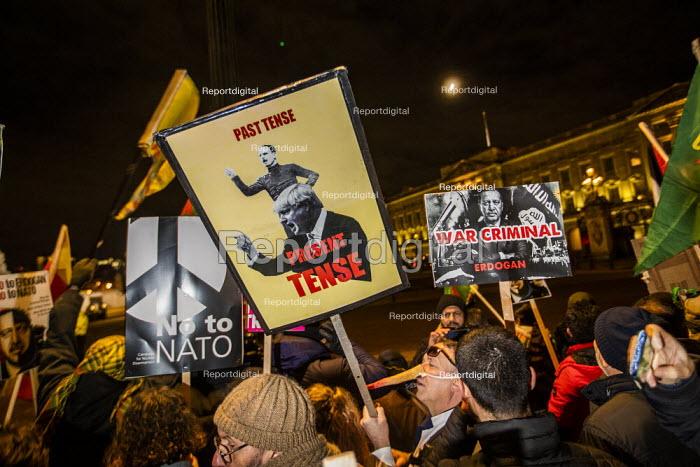 No to Trump, No to NATO Protest London - Jess Hurd - 2019-12-03