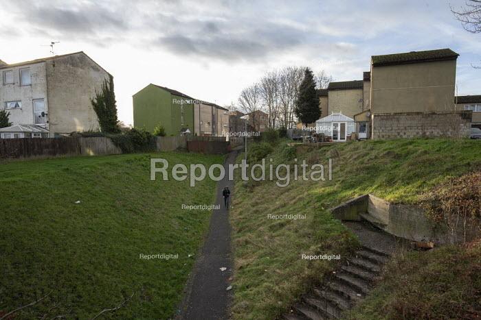 Youth, Hazel Leys, Corby, Northamptonshire - John Harris - 2019-12-07