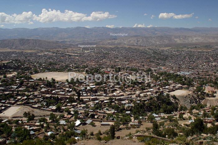 City of Ayacucho, Peru, September 2004. - Boris Heger - 2004-08-29