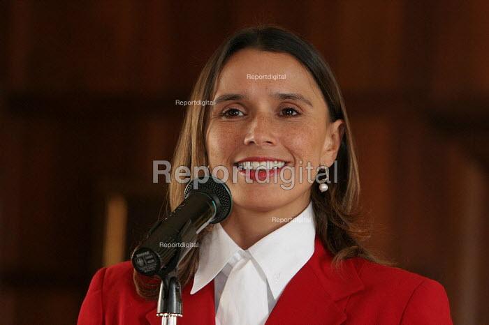 Former Colombian Foreign Minister Maria Consuelo Araujo - Boris Heger - 2007-04-23