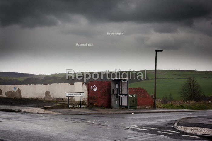 Townend Avenue, Thrybergh, Rotherham. - Connor Matheson - 2012-04-03