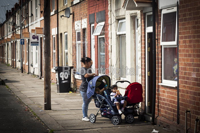 The community of Eastwood. Eastwood, Rotherham, South Yorkshire. - Connor Matheson - 2014-09-05