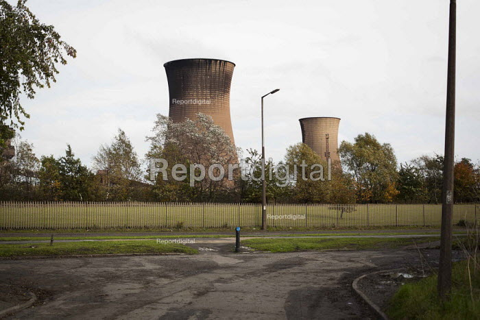 The Tata Steelworks. Scunthorpe, South Humberside. - Connor Matheson - 2014-10-18