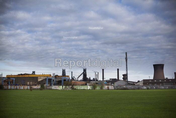 Tata Steelworks. Scunthorpe, North Lincolnshire. - Connor Matheson - 2014-10-29