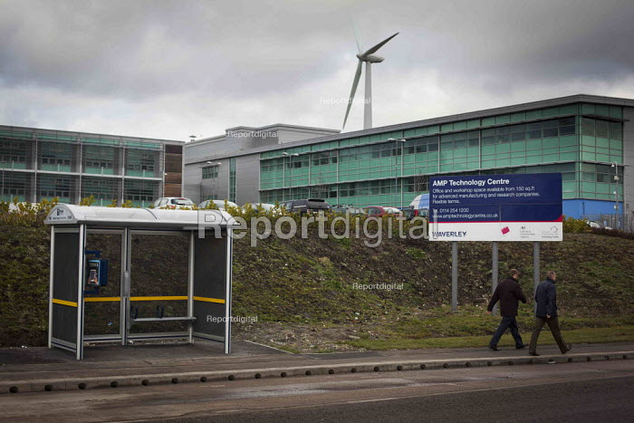 The AMP Technology Centre, Waverley, South Yorkshire. - Connor Matheson - 2015-01-27
