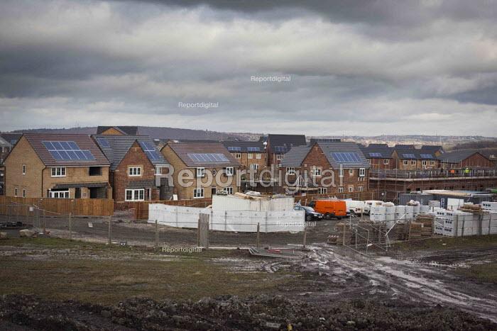 Waverly village. Workers building housing, Waverley, Sheffield. - Connor Matheson - 2015-01-27