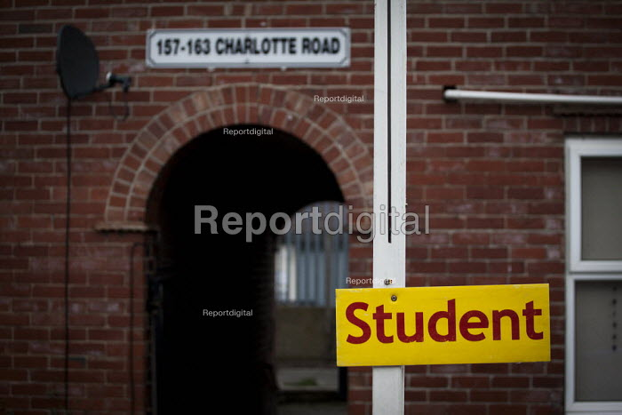 Student housing to let. Highfield, Sheffield, South Yorkshire. - Connor Matheson - 2015-03-12