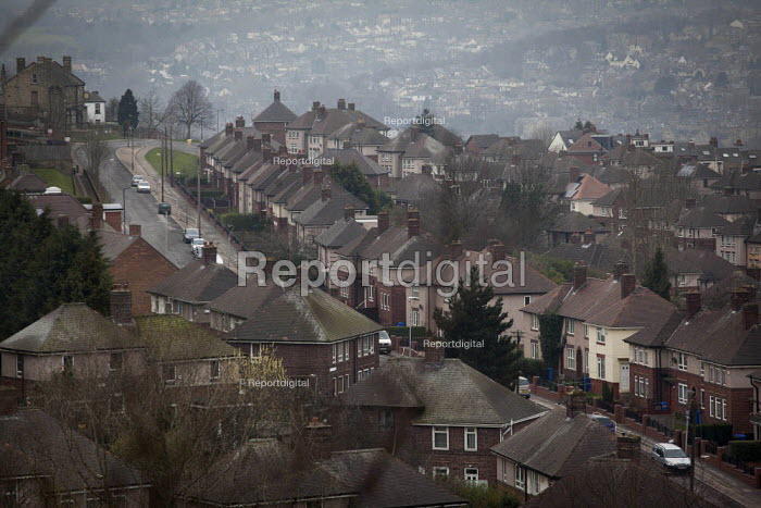 Housing, Manor Top, Sheffield, South Yorkshire. - Connor Matheson - 2015-03-12