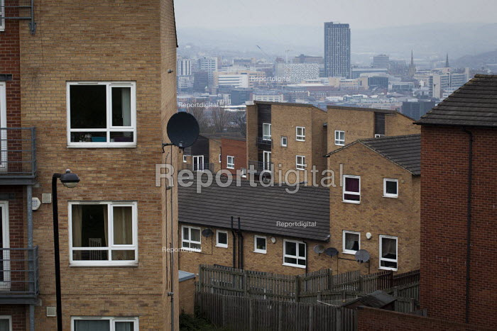 Housing, Arbourthorne, Sheffield, South Yorkshire. - Connor Matheson - 2015-03-12