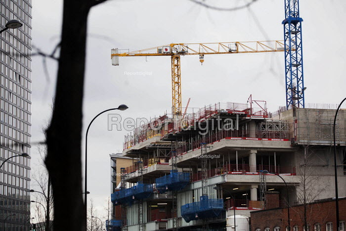 New construction at Arundel Gate, Sheffield, South Yorkshire. - Connor Matheson - 2015-03-14
