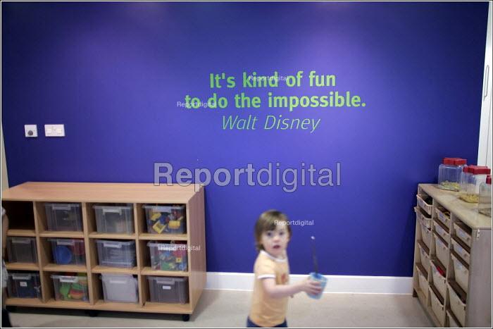 Kids Unlimited nursery Manchester City Centre. - Christopher Thomond - 2005-08-14