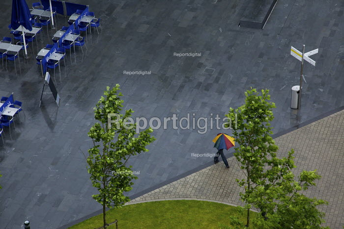 The Spinningfields business quarter in Manchester city centre. - Christopher Thomond - 2009-06-17