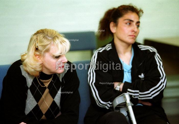 Women Inmates Holloway Prison. - Duncan Phillips - 1999-10-15