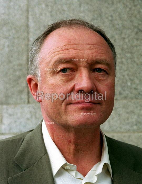 Ken Livingstone London Mayor - Duncan Phillips - 2000-07-06