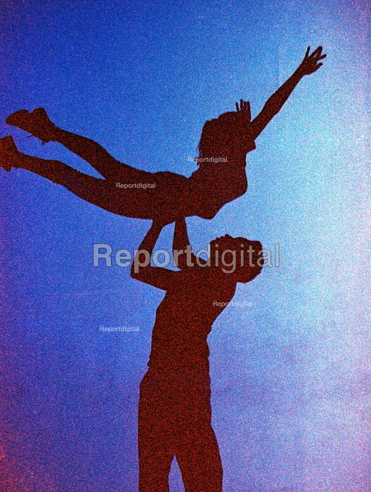 Dancers. - Duncan Phillips - 2002-06-27