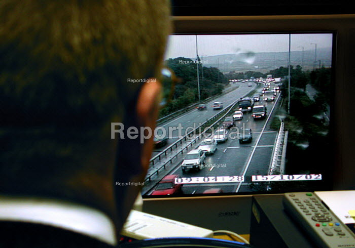 Traffic control using CCTV cameras to monitor congestion by a local authority highway department - David Bocking - 2002-10-15