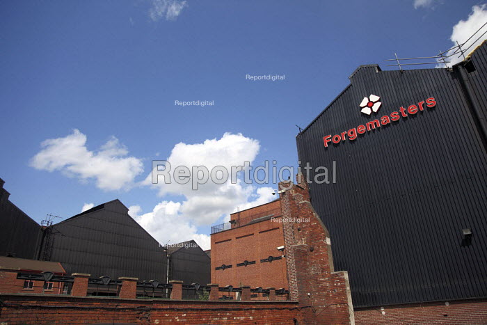 Sheffield Forgemasters Steelworks - David Chang - 2009-07-23