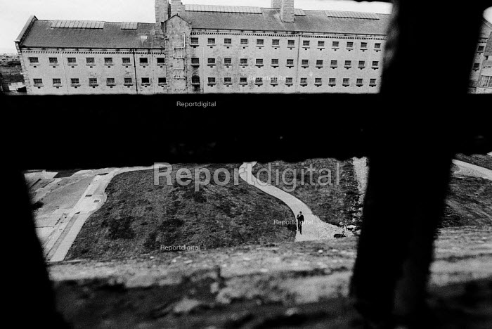Portland Young Offenders Institution, Dorset. - David Mansell - 1988-01-16