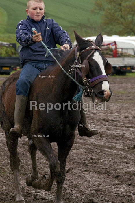 Stow Horse Fair, Stow-on-the-Wold, Gloucestershire - David Mansell - 2012-05-10