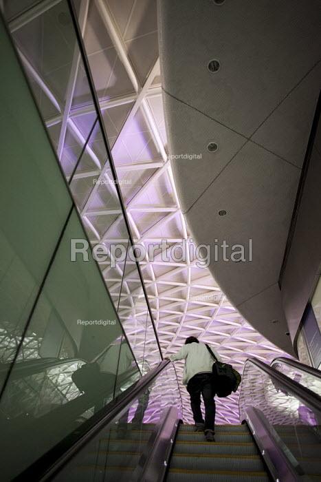 King's Cross Railway Station, London - David Mansell - 2012-04-13