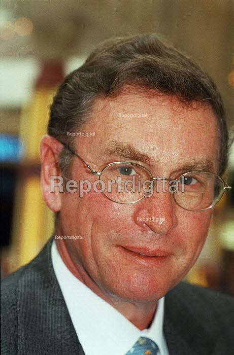 Lord Michael Ashcroft Conservative Party - David Mansell - 2001-05-29