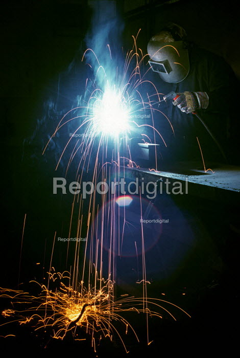 Arc welder - Duncan Phillips - 2001-11-17
