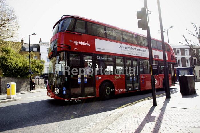 New London Routemaster Bus - Duncan Phillips - 2012-04-02