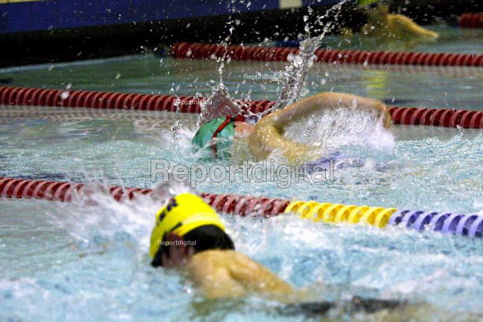 Swimming Gala, London - Duncan Phillips - 2008-11-20