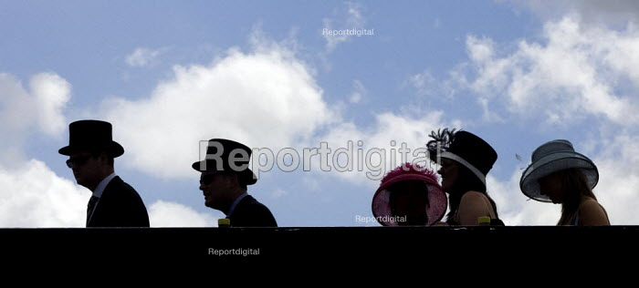 Ladies Day at Royal Ascot races - Duncan Phillips - 2006-06-22