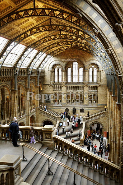 Natural History Museum, London - Duncan Phillips - 2007-02-13